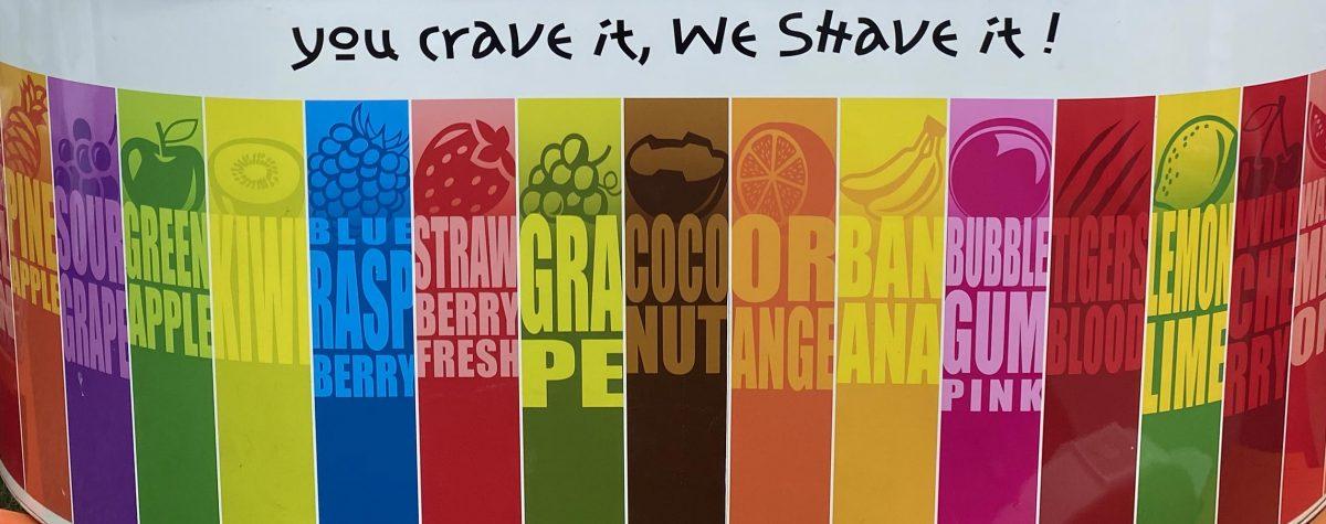 you crave it we shave it
